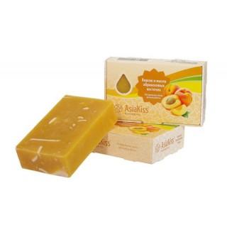 AsiaKiss Натуральное мыло с персиком и маслом абрикосовых косточек