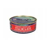 Пыжьян (Сиг) натуральный в томатном соусе, ГОСТ. Вес 240 гр.