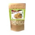 Рис с грибами в соусе со сливочным вкусом